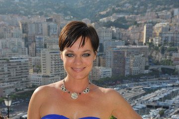Crystal Allen 'The Mentalist' Photo Call in Monaco