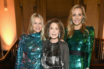 Crystal Lourd WCRF's An Unforgettable Evening Presented By Saks Fifth Avenue - Inside