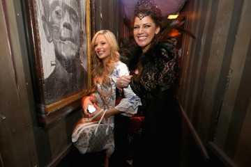 Crystal McCahill Playboy Mansion Hosts Annual Halloween Bash