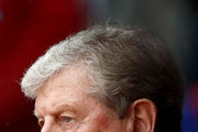 Roy Hodgson, Manager of Crystal Palace looks on prior to the Premier League match between Crystal Palace and Newcastle United at Selhurst Park on September 22, 2018 in London, United Kingdom.