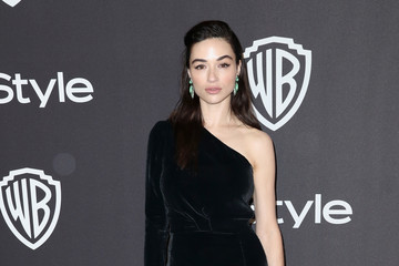 Crystal Reed InStyle And Warner Bros. Golden Globes After Party 2019 - Arrivals