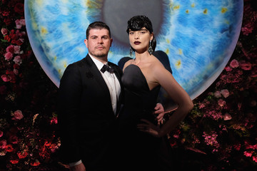 Crystal Renn Foundation Fighting Blindness World Gala