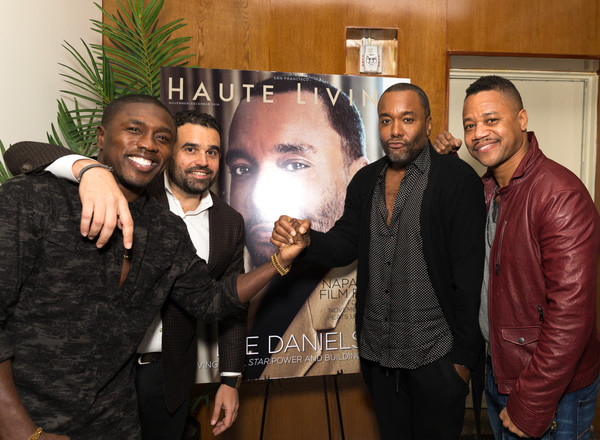 cuba gooding jr photos photos haute living celebrates