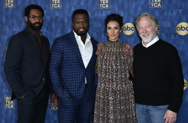 ABC Television's Winter Press Tour 2020 - Arrivals