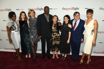 Cush Jumbo 'The Good Fight' World Premiere