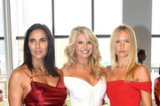 Padma Lakshmi Sailor Lee Brinkley Cook Photos Photo