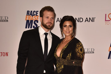 Cutter Dykstra 24th Annual Race To Erase MS Gala - Arrivals