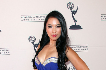 Cyndee San Luis The Academy Of Television Arts & Sciences 64th Los Angeles Area Emmy Awards - Arrivals