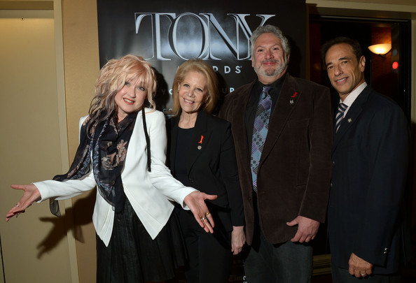 Tony Awards Meet The Nominees Press Reception