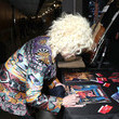 Cyndi Lauper 62nd Annual GRAMMY Awards - GRAMMY Charities Signings Day 3
