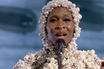 Cynthia Erivo A Grammy Salute To The Sounds of Change