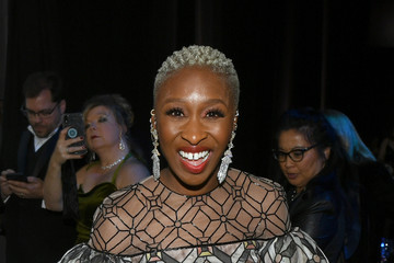 Cynthia Erivo 25th Annual Critics' Choice Awards - Cocktail Reception