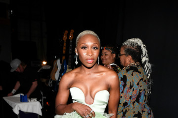 Cynthia Erivo BET Presents The 51st NAACP Image Awards - Backstage
