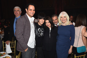 Cynthia Germanotta Celebrities Attend the Billboard Women in Music Luncheon