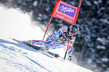 Cyprien Richard Audi FIS Alpine Ski World Cup - Men's Giant Slalom