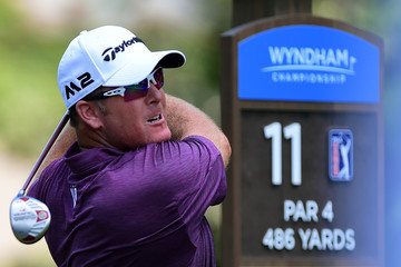 D.A. Points Wyndham Championship - Round Two