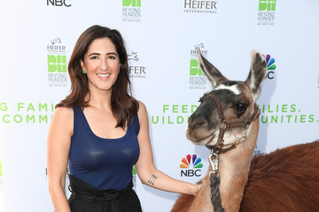 D'Arcy Carden Beyond Hunger: West Meets East Brought to You by NBC Universal and Heifer International