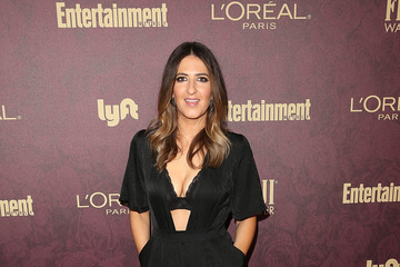 D'Arcy Carden FIJI Water At Entertainment Weekly Pre-Emmy Party