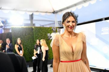 D'Arcy Carden 26th Annual Screen ActorsGuild Awards - Red Carpet