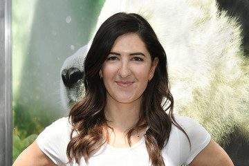 D'Arcy Carden Premiere Of Warner Bros. Pictures And IMAX Entertainment's 'Pandas' - Arrivals