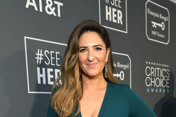 D'Arcy Carden The 24th Annual Critics' Choice Awards - Red Carpet
