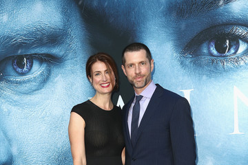 D.B. Weiss Premiere of HBO's 'Game of Thrones' Season 7 - Arrivals