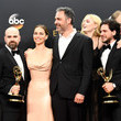 D.B. Weiss 68th Annual Primetime Emmy Awards - Press Room