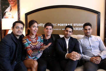 D.J. Cotrona Behind The Scenes Of The Getty Images Portrait Studio Powered By Samsung Galaxy At 2015 Summer TCA's