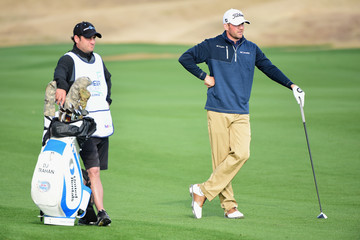 D.J. Trahan CareerBuilder Challenge In Partnership With The Clinton Foundation - Round One