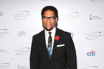 D.L. Hughley Arrivals at the 6th Annual Television Academy Honors