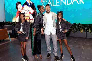 D'Lila Star Combs 'The Holiday Calendar' Special Screening Los Angeles