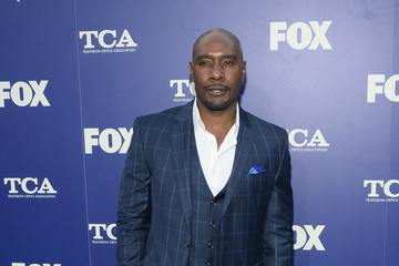 D.b Woodside FOX Summer TCA Press Tour - Arrivals