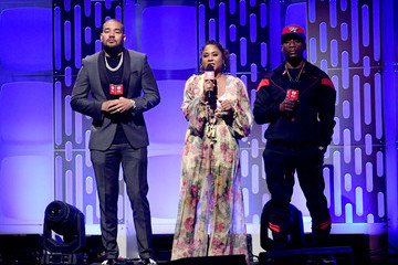 DJ Envy Charlamagne Tha God 2019 iHeartRadio Music Festival - Night 2 – Show