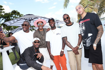 DJ Irie Samsung /make Creators Brunch During Miami Art Week