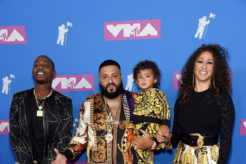 DJ Khaled Asahd Khaled 2018 MTV Video Music Awards - Arrivals