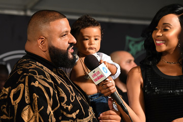 DJ Khaled Asahd Khaled BET Hip Hop Awards 2017 - Roaming Red Carpet