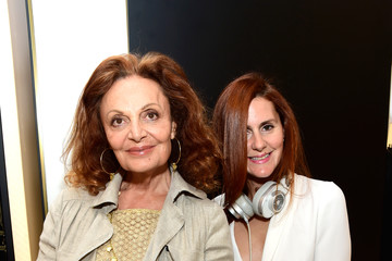 DJ Nikki Pennie Diane Von Furstenberg Supports National Multiple Sclerosis Society with Jamie Lynn Sigler, Alison Kay, and Anne Marie Kortright