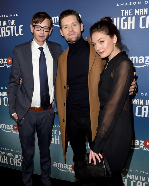 Premiere Of Amazon's 'Man In The High Castle' Season 2 - Red Carpet