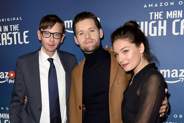 DJ Qualls Premiere Of Amazon's 'Man In The High Castle' Season 2 - Red Carpet