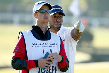 DJ Spooney Alfred Dunhill Links Championship - Day One