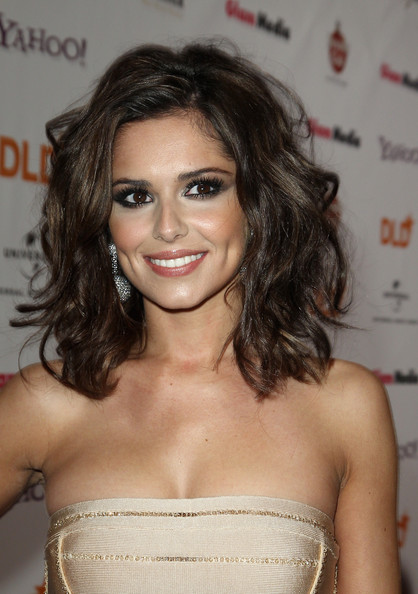British singer Cheryl Cole arrives at the DLD Starnight at Haus der Kunst on January 25, 2010 in Munich, Germany.