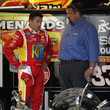 Tony Stewart Joe Balash Photos