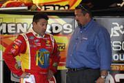 Tony Stewart Joe Balash Photos Photo