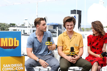 Dacre Montgomery #IMDboat At San Diego Comic-Con 2017: Day Three