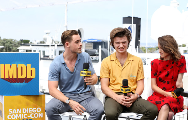 #IMDboat At San Diego Comic-Con 2017: Day Three