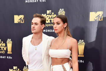 Dacre Montgomery 2018 MTV Movie And TV Awards - Arrivals