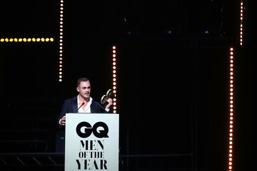 Dacre Montgomery GQ Australia Men Of The Year Awards 2018 - Ceremony