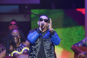 Daddy Yankee 2015 Billboard Latin Music Awards - Show
