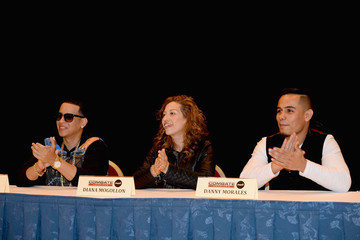 "Daddy Yankee mun2 And Campbell McLaren Host Media Luncheon Introducing New MMA Reality Series ""Combate Americas"""