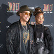 Daddy Yankee Janet Jackson & Daddy Yankee 'Made For Now' Release Party